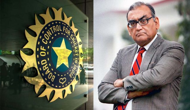 TROUBLE FOR KATJU:  Lodha panel puts Katju in Supreme Court dock