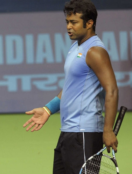 Few jealous competitors want to tarnish my reputation: Paes