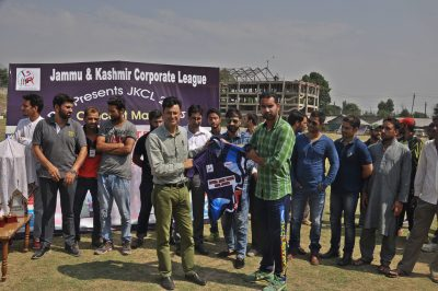 JKCL trophy unveiled
