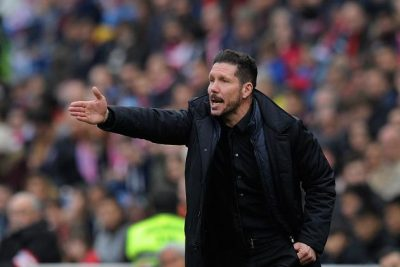 Barca the benchmark for Atletico, says Diego Simeone