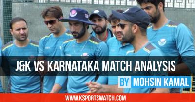 SMAT: 3 reasons why J&K lost against Karnataka