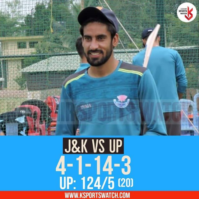 Match Report: Mujtaba Yousuf , Abdul Samad star as J&K stun UP in Syed Mushtaq Ali Trophy