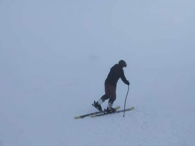 Ski Mountaineering trials for Khelo India on January 30