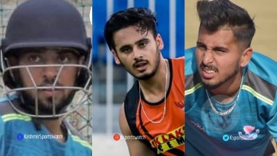 Suryansh Raina, Abdul Samad, Umran Malik shine as J&K beat Railways by 7-wkts