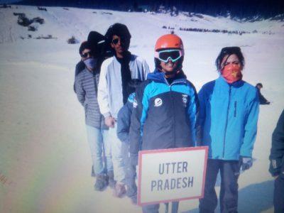 Junior National ski championship inaugurated at Gulmarg