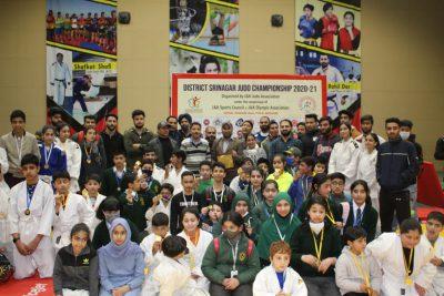 2-Day Srinagar Judo championship concludes