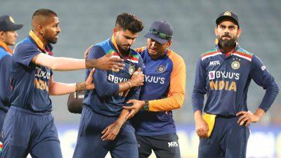 Injury rules Shreyas Iyer out of England ODIs, IPL