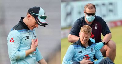 After blows in first ODI, Eoin Morgan, Sam Billings doubtful for 2nd ODI