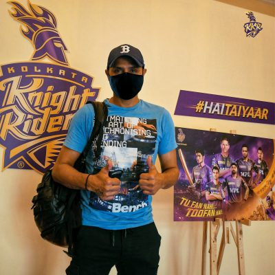 Harbhajan Singh, others join as KKR gears up for IPL 2021