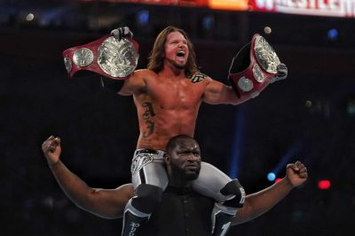 WWE WrestleMania 37: Full Night 1 results & Night 2 Match Card