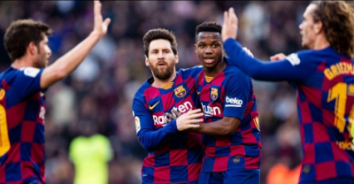 Barcelona dethrone Real Madrid as most valuable football team in World
