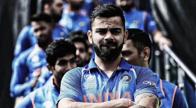 Virat Kohli named Wisden ODI cricketer of the decade. Pic/Wisden Twitter