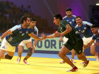 Pakistan, India to play 3 match Kabaddi series in November
