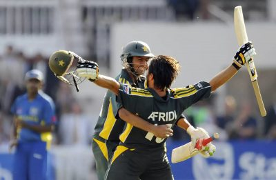 Shahid Afridi wants Pakistan to include Shoaib Malik in T20 World Cup