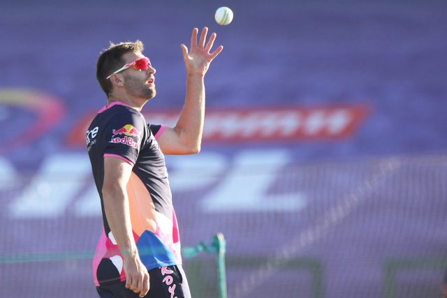 When people are unable to find hospitals, how are these IPL franchisees spending so much of money: Andrew Tye. Pic/BCCI IPL