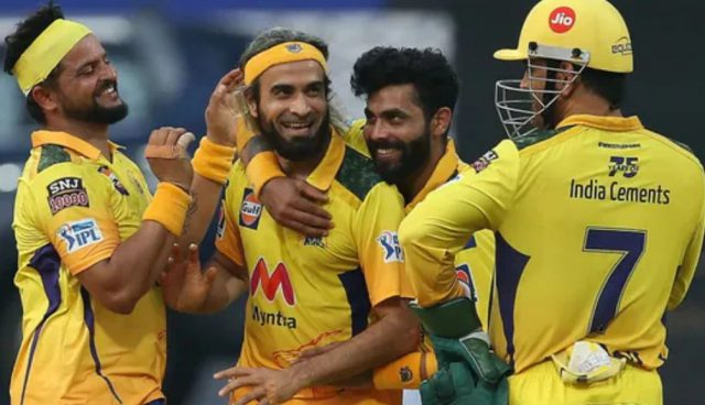 IPL: Suresh Raina says this CSK teammate is going to be No.1 in the World. Pic/CSK Twitter