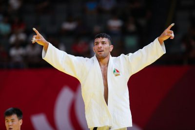 Refusing to play against Israel: Iran Judo Federation banned for 4-years