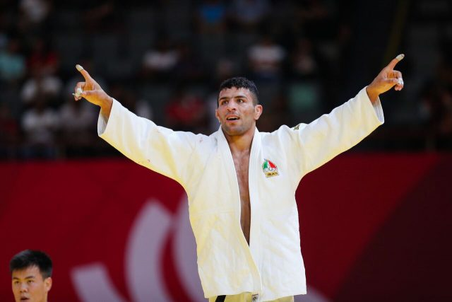 Iran Judo Federation banned for 4-years. Pic/Twitter