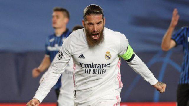 Sergio Ramos fit for Real Madrid's Champions League, La Liga title push: Zidane. Pic/Twitter