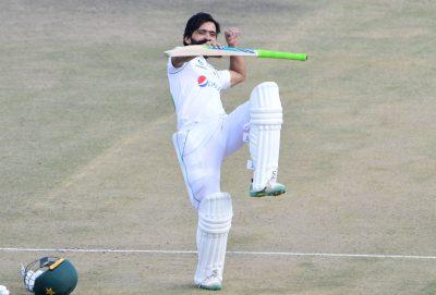 Pak vs Zim: Fawad Alam ton propels Pakistan towards big lead on Day 2