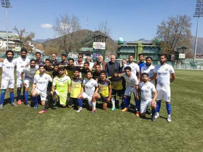 J&K Bank beat Heroes FC Jammu to qualify for finals