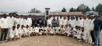 GDC Anantnag make its way into final of Yousuf Memorial Cricket tourney