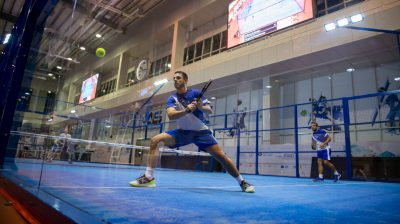 Dubai NAS Sports tournament opens on Wednesday night with Padel Championship