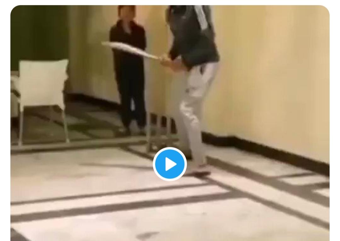 Watch: Babar Azam playing yorker 'street smart' way, Shoaib Akhtar is impressed