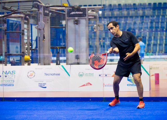 Dubai events spread out across several days due to precautionary measures: Saeed Hareb. Pic/Dubai Sports Council