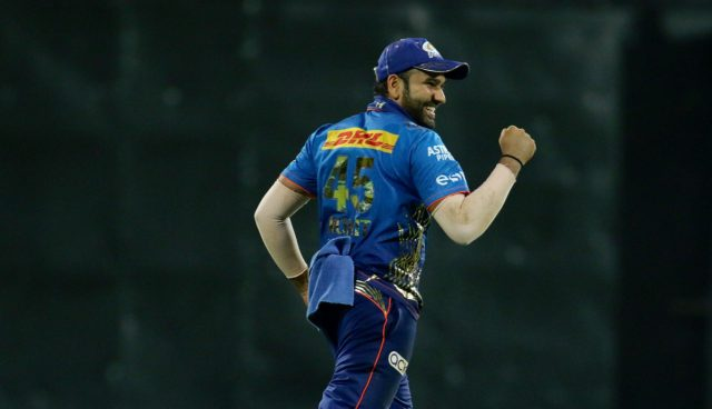 IPL 2021: Mumbai Indians skipper Rohit Sharma fined Rs 12 lakh for slow over-rate. Pic/RohitSharma/Twitter