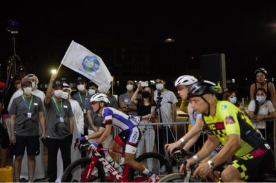 Brajkovic wins Men's Open Dubai NAS Cycling Championship