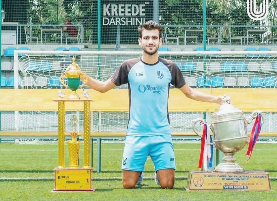 Kashmir footballer Asrar Rehbar shine in FC Bengaluru United's Super Division title triumph