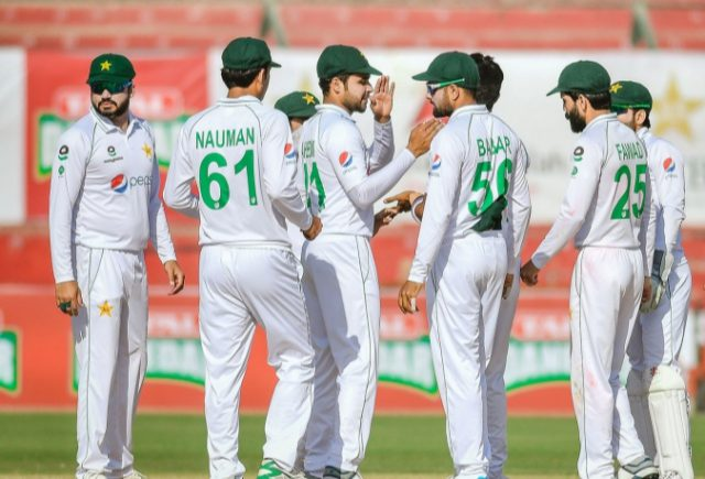 Pakistan return to Test cricket against Zimbabwe on Thursday. Pic/PCB