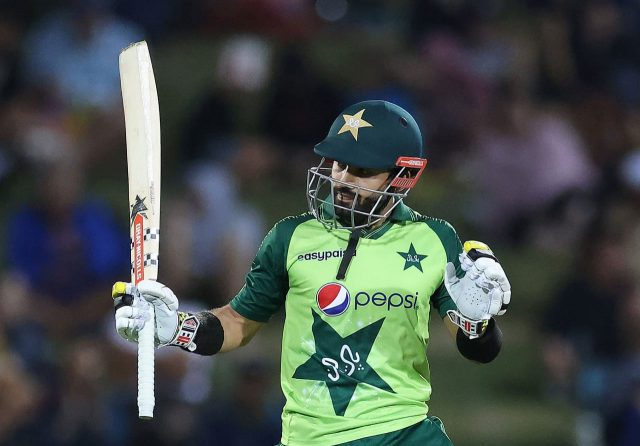 Mohammad Rizwan storms into ICC T20I top 10 rankings. Pic/Twitter