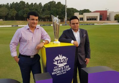 Amid India's COVID-19 scenario T20 World Cup likely to be shifted to UAE