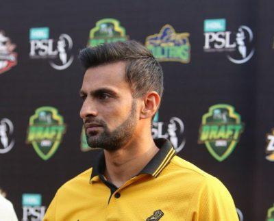 I am fit, have no plans to Retire: Shoaib Malik