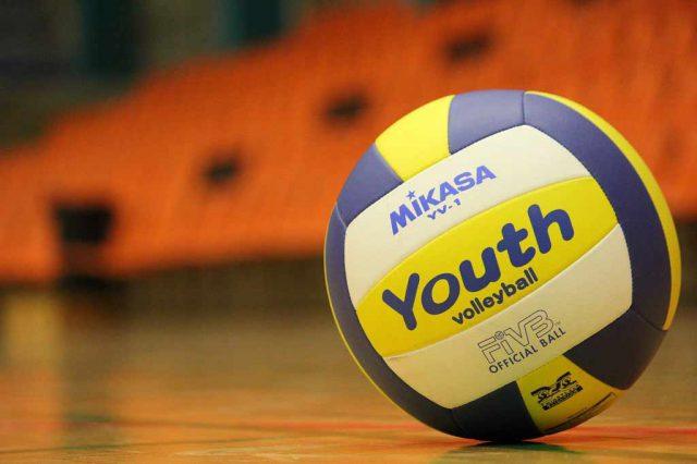 Volleyball Representational Image .