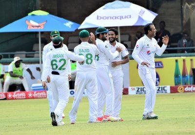 Fawad Alam, Hasan Ali star as Pakistan earn innings win over Zimbabwe