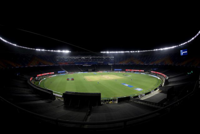 Amid COVID-19 scare, IPL can shifted completely to Mumbai. Pic/IPL BCCI