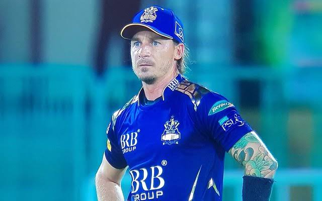 COVID has no favourites, says Dale Steyn after IPL suspended. Pic/Twitter PSL