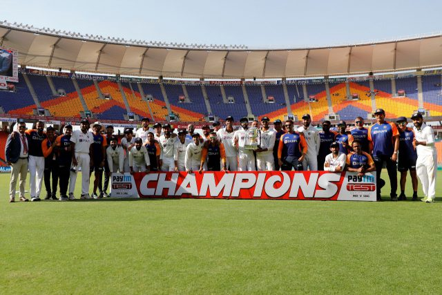 Team India squad for WTC Final, England Test series announced. Pic/BCCI