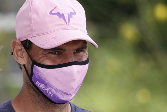 Amid COVID pandemic Nadal may skip Tokyo Olympics