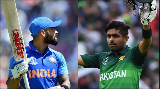 He is No.1 batsman in today's era: Check out what Mohammad Yousuf said about Virat Kohli, Babar Azam . Pic/Twitter