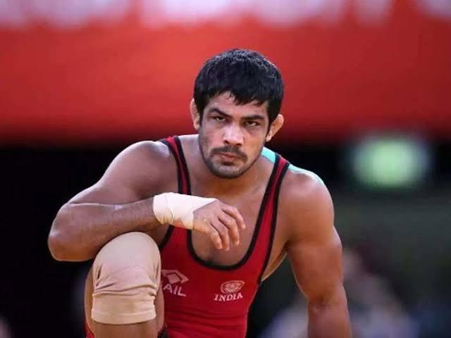 Wrestlers Murder: Absconding Olympian Sushil Kumar arrested. File Pic/Twitter