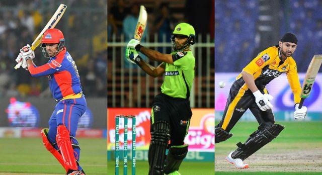 Pakistan T20 stars aim to shine bright in Abu Dhabi. Pic/PSL