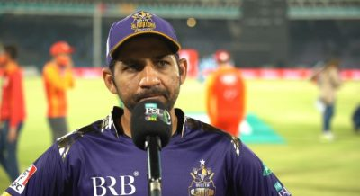 Stuck in Karachi Sarfaraz Ahmed unhappy with PCB over visa issues