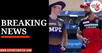 COVID-19 hits IPL, KKR vs RCB match postponed