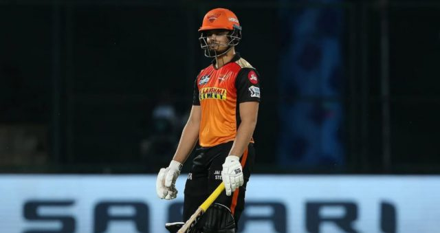 IPL 2021: Abdul Samad misses out on Wisden's uncapped team of the tournament