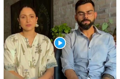 Virat Kohli, Anushka Sharma donate Rs 2 Crore for COVID-19 fight