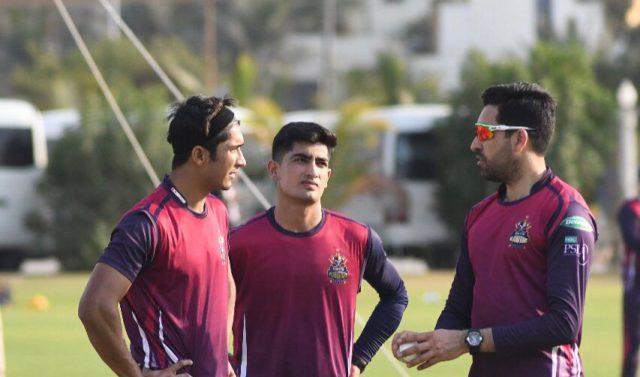 Pakistan bowlers have pace but lack smartness , says Umar Gul. Pic/Umar Gul Twitter